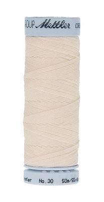 Mettler Cordonnet Top-Stitching - Eggshell - 9146-1000