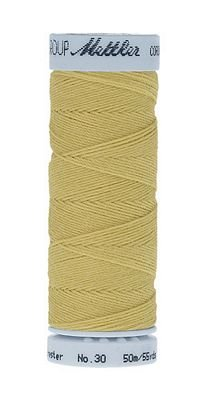 Mettler Cordonnet Top-Stitching - Lemon Frost - 9146-1412