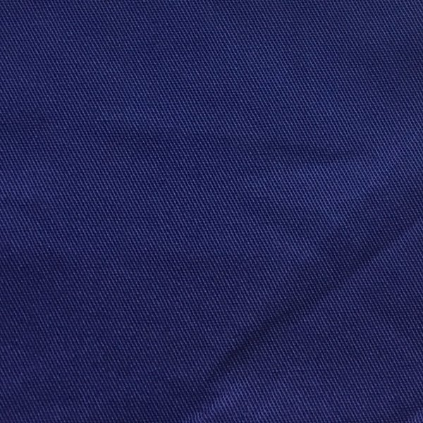 Cotton Twill - Royal #1