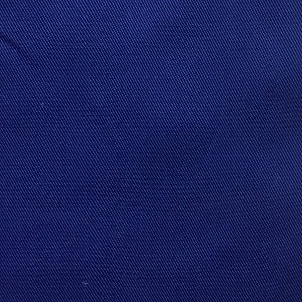 Cotton Twill - Royal #2