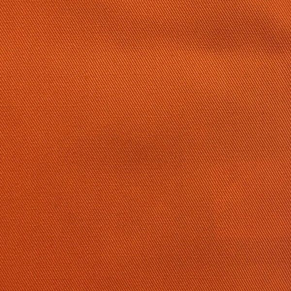Cotton Twill - Orange
