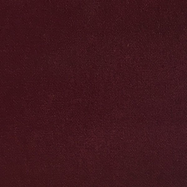 Cotton Twill - Burgundy