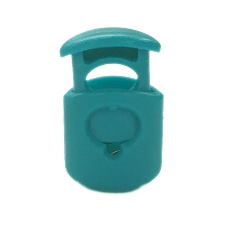 Short Ellipse Toggle - Turquoise