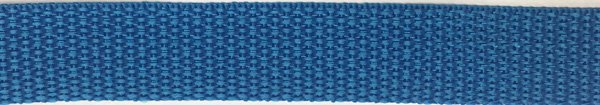 Polypropylene Web - 3/4 inch - Blue