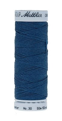 Mettler Cordonnet Top-Stitching - Colonial Blue - 9146-0024