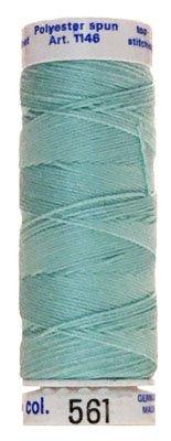 Mettler Cordonnet Top-Stitching - Light Aqua - 1146-561-disc