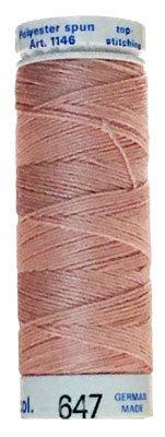 Mettler Cordonnet Top-Stitching - Peach Whip - 1146-647-disc