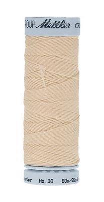 Mettler Cordonnet Top-Stitching - Muslin - 9146-0778