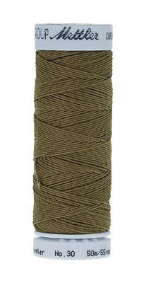 Mettler Cordonnet Top-Stitching - Olive Drab - 9146-0420
