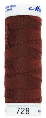 Mettler Cordonnet Top-Stitching - Brick - 1146-728-disc