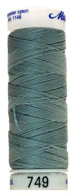 Mettler Cordonnet Top-Stitching - Dusty Blue - 1146-749-disc