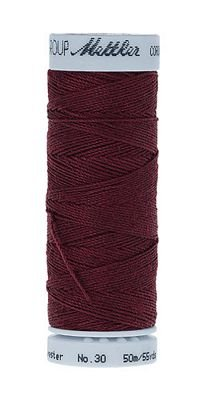 Mettler Cordonnet Top-Stitching - Bordeaux - 9146-0109