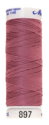 Mettler Cordonnet Top-Stitching - Laurel Rose - 1146-897-disc