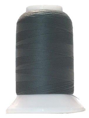 Woolly Nylon Serger Thread - Light Grey