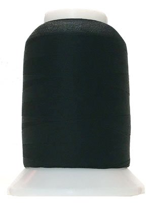 Woolly Nylon Serger Thread - Black