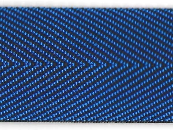 Herringbone Web - 2 inch - Royal