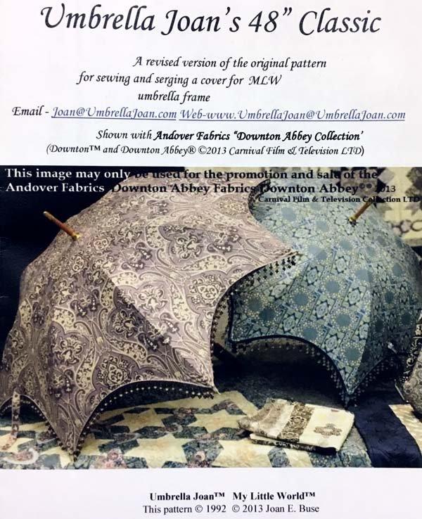 W1010 - 48 inch Classic Umbrella