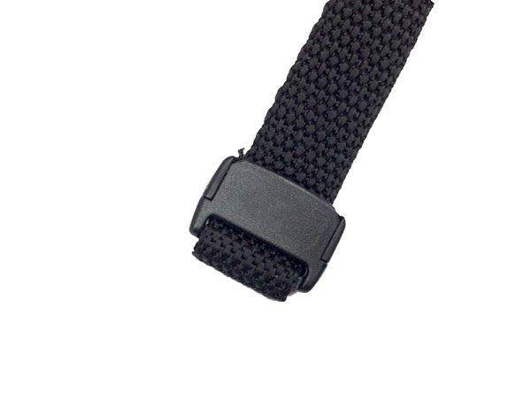 Web Tips - 3/4 inch - Black