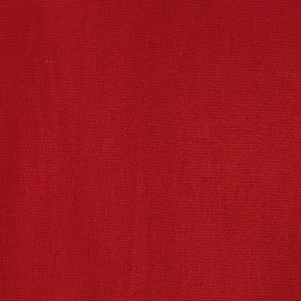 4-Ply Laundered Taslan - Red