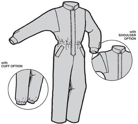 GP140 - Black Butte Jumpsuit - Children