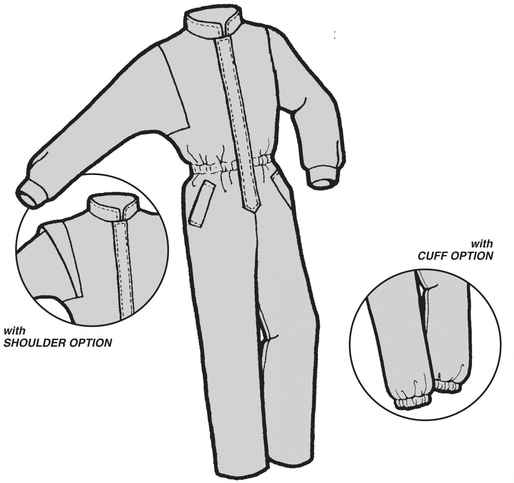 GP141 - Black Butte Jumpsuit - Women