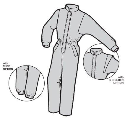 GP142 - Black Butte Jumpsuit - Men
