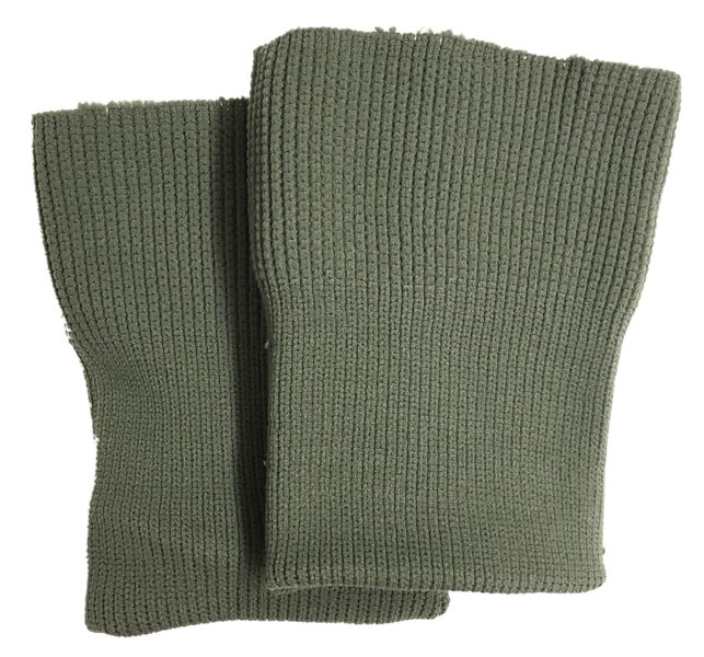 Standard Cuffs - Foliage Green