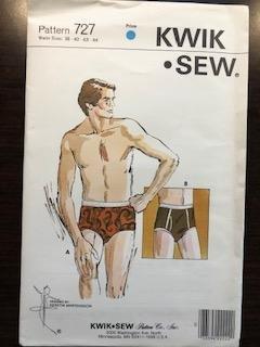 KS727 - Men's Briefs