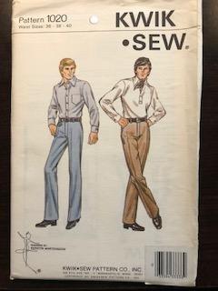 KS1020 - Men's Pants