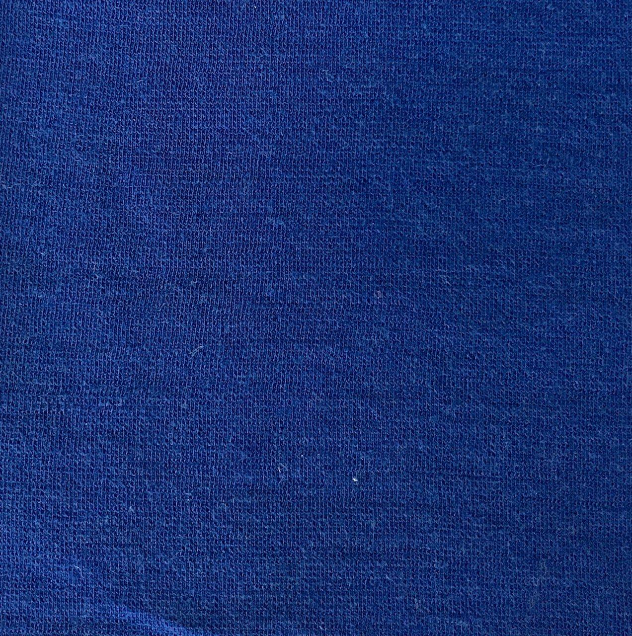 Merino Wool/Viscose - Royal Blue
