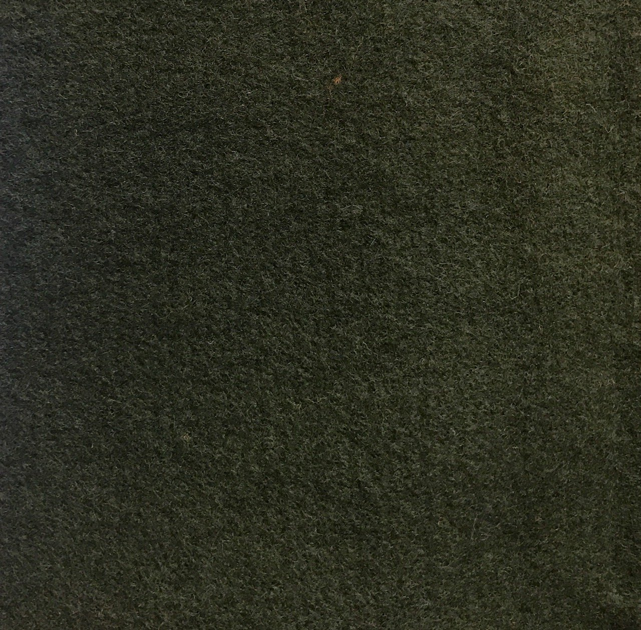 Wool Blend - Grey Olive