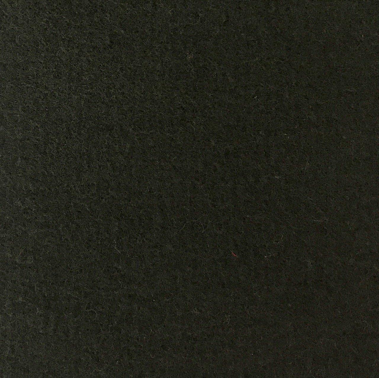 Wool Blend -  Olive Tweed