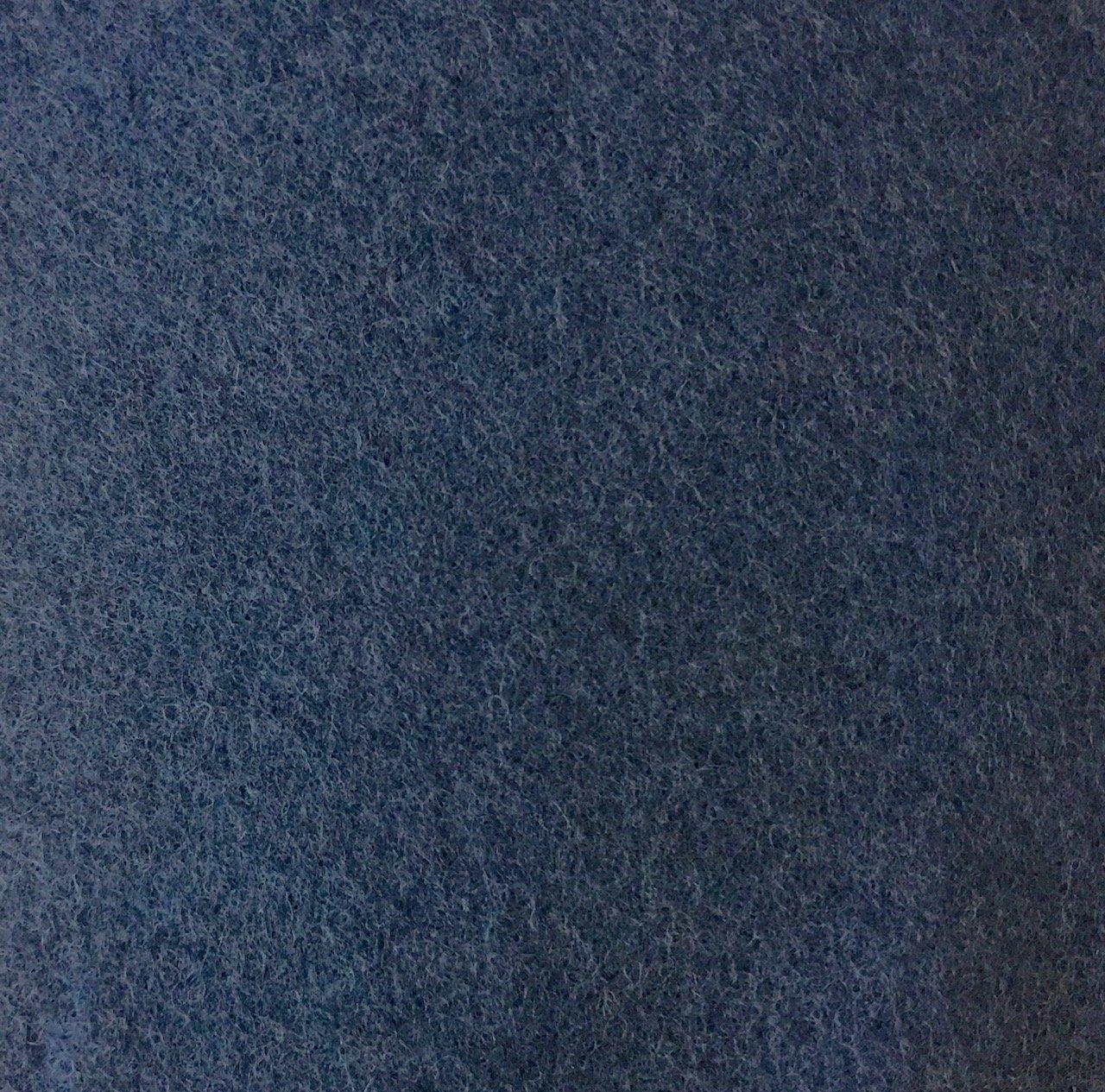 Wool Blend -  Blue Slate