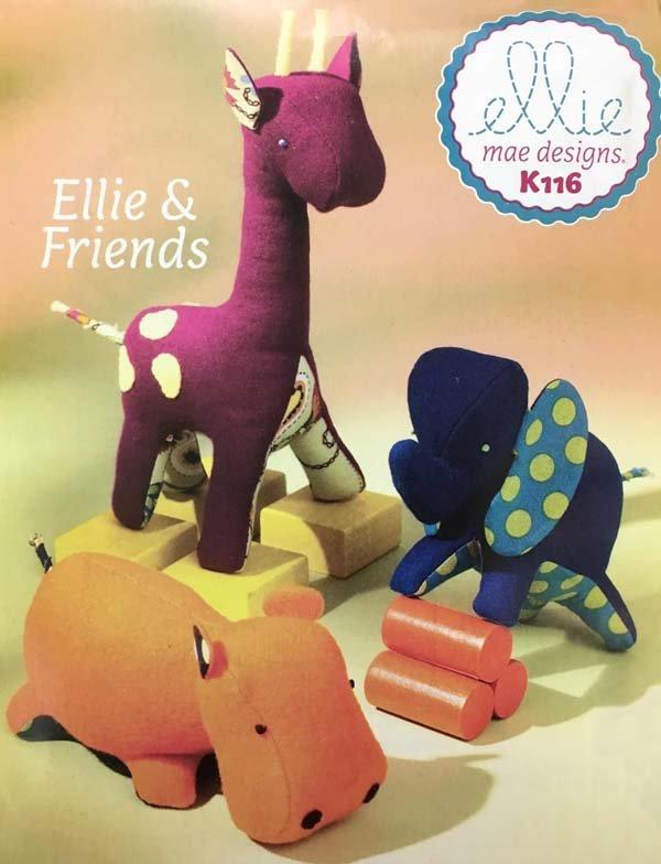 KS116 - Ellie & Friends