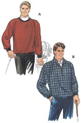 KS2764 - Pullover Jackets - Men's
