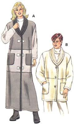 KS2825 - Coats - Misses'