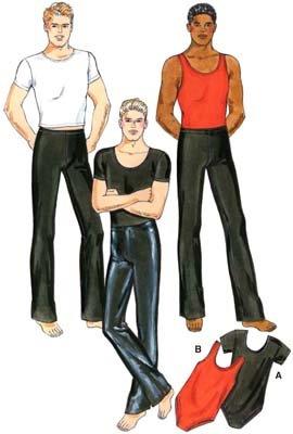 KS3029 - Dance Wear - Men's