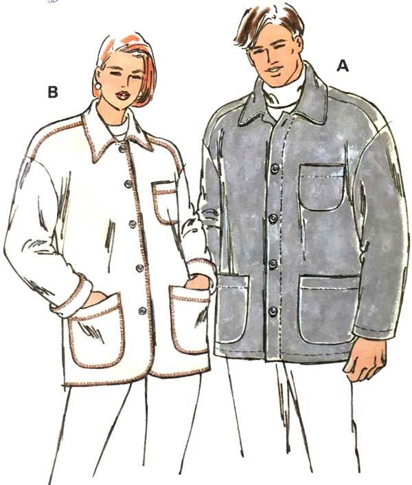 KS2462 - Unisex Jacket