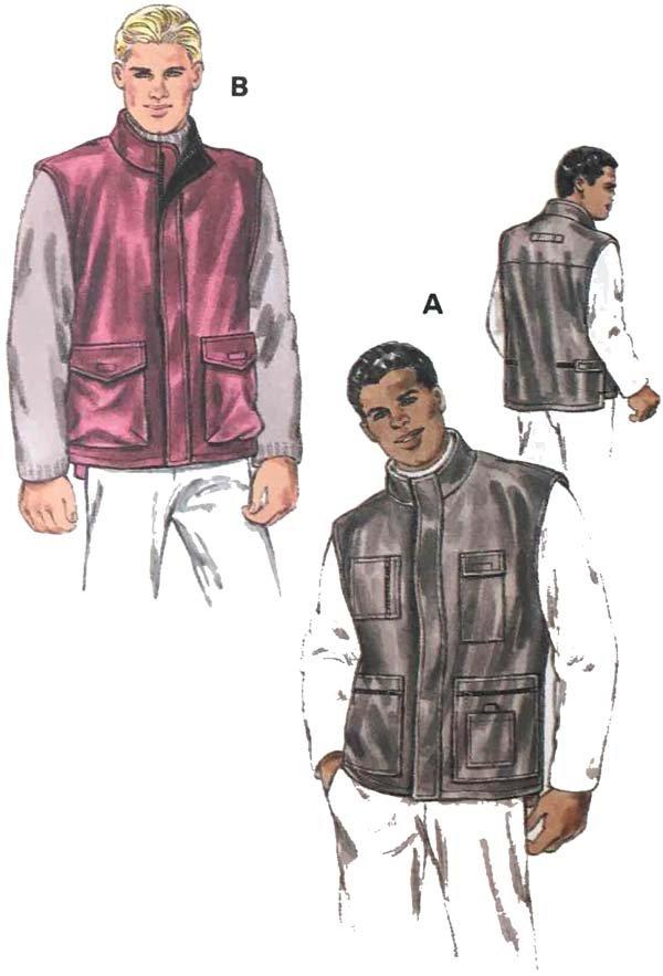 KS2901 - Men's Vests