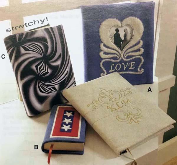 KS3282 - Book & Checkbook Covers