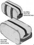 RS165 - Mini Case Mini Diamond Ripstop Kit