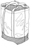 RS170 - Shopping Bag Mini Diamond Ripstop Kit