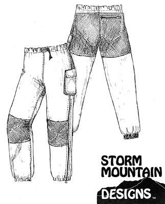 SM18 - Healey Pass Pants