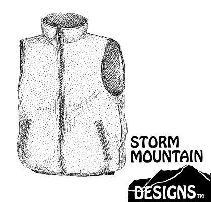 SM203 - Child's Skyline Vest