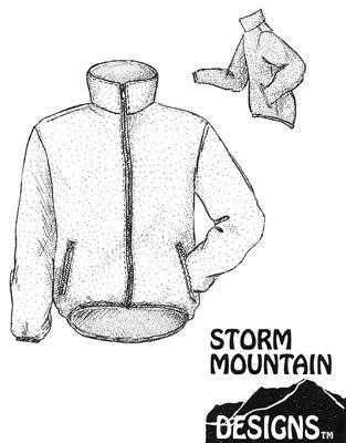 SM208 - Skoki Fleece Jacket  - Child