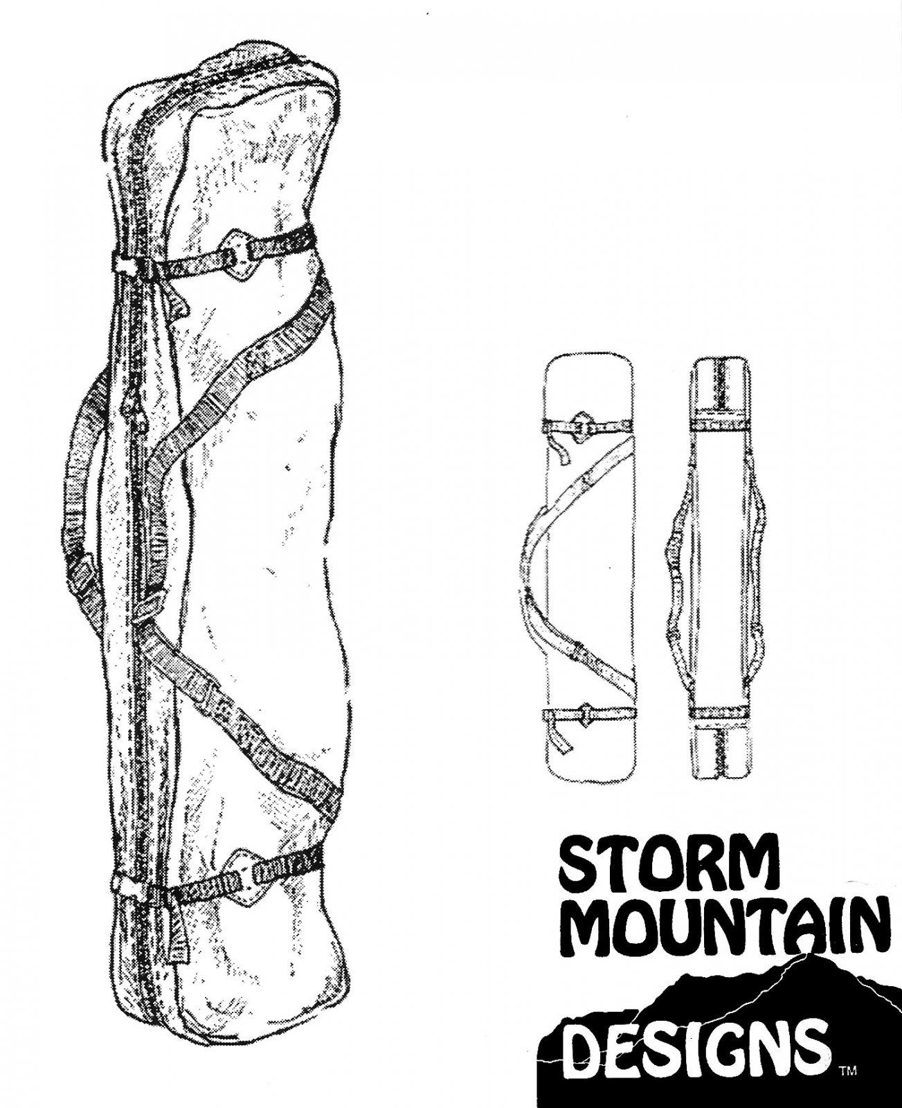 SM302 - Snowboard Bag