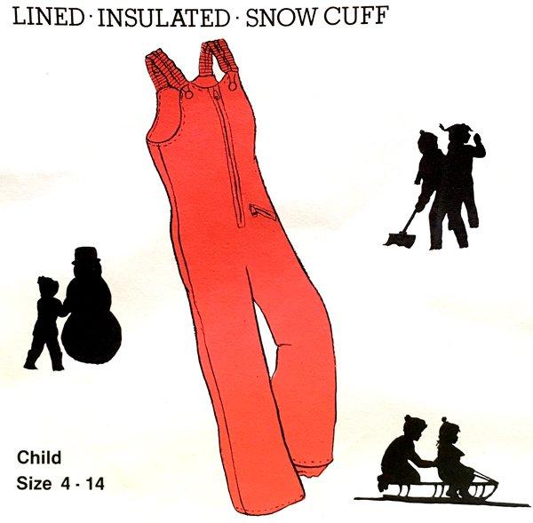Child's Sno-Pants