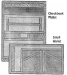 RS160 - Wallet -  Wool Kit