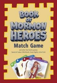 Book of Mormon Heroes Match Game