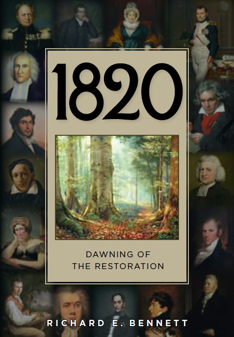 1820 Dawning of the Restoration